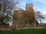 Image: Rotherby Church from the west