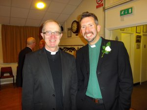 New Priest in Charge for Upper Wreake Churches